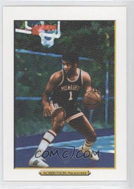 2006-07 Topps Turkey Red - [Base] - White #233 - Oscar Robertson