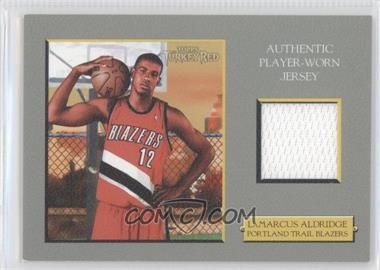 2006-07 Topps Turkey Red Relics #TRR-LA - LaMarcus Aldridge