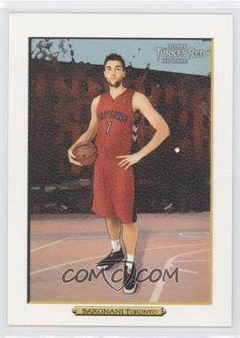 2006-07 Topps Turkey Red White #225 - Andrea Bargnani