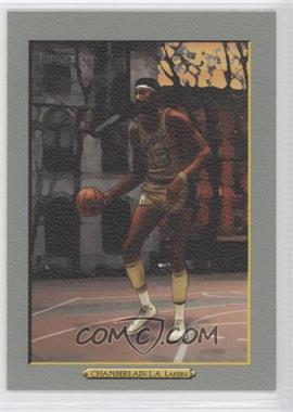 2006-07 Topps Turkey Red #230 - Wilt Chamberlain