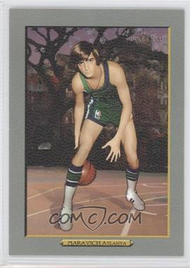 2006-07 Topps Turkey Red #234 - Pete Maravich
