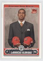 LaMarcus Aldridge draft