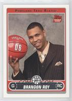 Brandon Roy (Draft Night)
