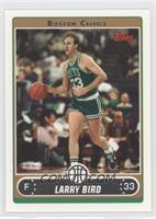 Larry Bird (Green Jersey Dribbling)