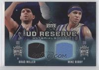 Brad Miller, Mike Bibby /50