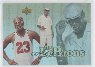 2006-07 UD Reserve The Lebrons Gold #LBJ-9 - Lebron James