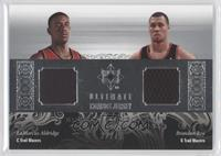 LaMarcus Aldridge, Brandon Roy /75