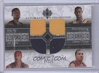 Rudy Gay, Hilton Armstrong, Josh Boone, Marcus Williams /10