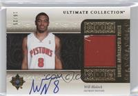 Will Blalock /25