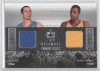 J.J. Redick, Shelden Williams /75