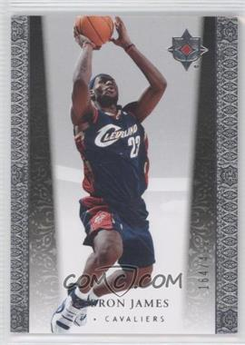 2006-07 Ultimate Collection #22 - Lebron James /499