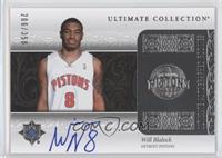 Will Blalock /350