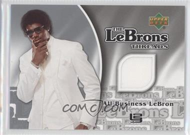 2006-07 Upper Deck - The Lebrons Threads #LM-3 - Lebron James