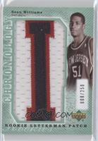 Sean Williams /250