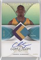 Cedric Simmons /22