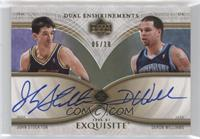 John Stockton, Deron Williams /10