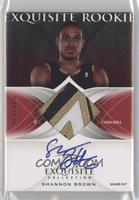 Shannon Brown /225