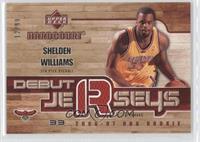 Shelden Williams /99