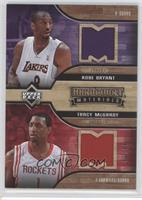 Kobe Bryant, Tracy McGrady /50