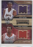 Kobe Bryant, Tracy McGrady /50