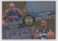 Bobby Jackson, Chauncey Billups /25