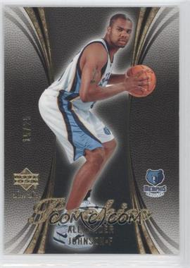 2006-07 Upper Deck Sweet Shot Gold #135 - Alexander Johnson /25