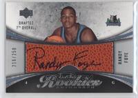 Randy Foye /250