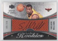 Shelden Williams /250