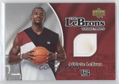 2006-07 Upper Deck The Lebrons Threads #LM-1 - Lebron James