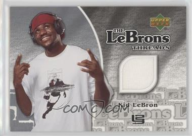 2006-07 Upper Deck The Lebrons Threads #LM-2 - Lebron James