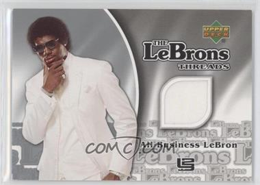 2006-07 Upper Deck The Lebrons Threads #LM-3 - Lebron James