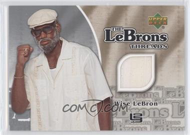 2006-07 Upper Deck The Lebrons Threads #LM-4 - Lebron James