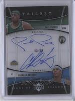Paul Pierce, Carmelo Anthony /33