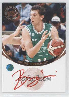 2006 Press Pass - Autographs - Bronze Red Ink #ANBA.2 - Andrea Bargnani