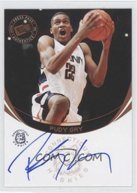 2006 Press Pass Autographs [???] [Autographed] #RUGA - Rudy Gay