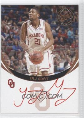2006 Press Pass Autographs [???] [Autographed] #TAGR.2 - Taurean Green (Red Ink)