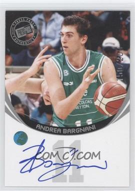 2006 Press Pass Autographs [???] Silver [Autographed] #N/A - Andrea Bargnani
