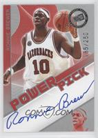 Ronnie Brewer /250