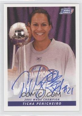 2006 Rittenhouse WNBA Autographs #N/A - Ticha Penicheiro