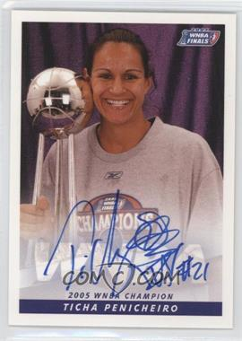 2006 Rittenhouse WNBA Autographs #TIPE - Ticha Penicheiro