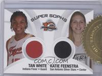 Tan White, Katie Feenstra