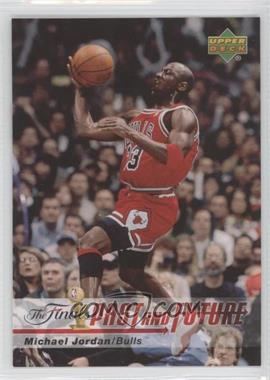 2006 Upper Deck The Finals Past and Future #MJ-23 - Michael Jordan