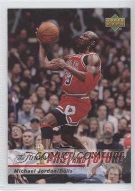 2006 Upper Deck The Finals Past and Future #MJ-23 - Michael Jordan
