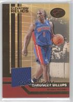 Chauncey Billups /49