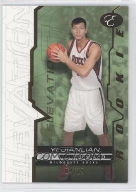 2007-08 Bowman Elevation Gold #75 - Yi Jianlian /19