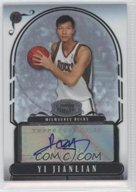 2007-08 Bowman Sterling - [Base] #YJ - Yi Jianlian
