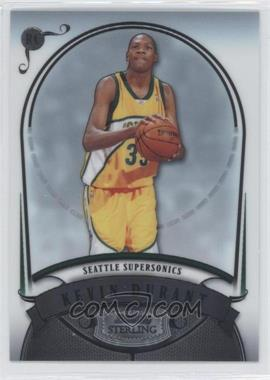2007-08 Bowman Sterling #KD - Kevin Durant