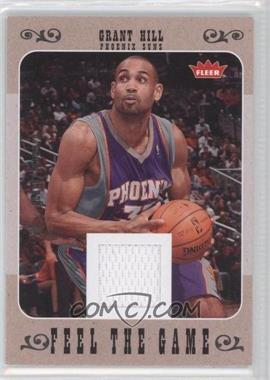 2007-08 Fleer Feel The Game #FG-GH - Grant Hill