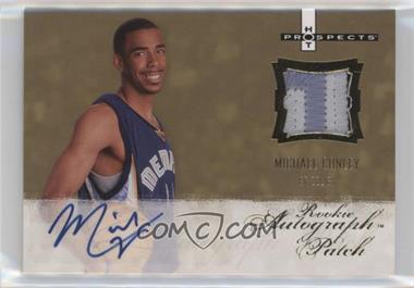 2007-08 Fleer Hot Prospects - [Base] #128 - Mike Conley /399