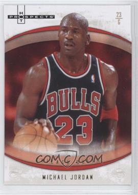 2007-08 Fleer Hot Prospects - [Base] #23 - Michael Jordan